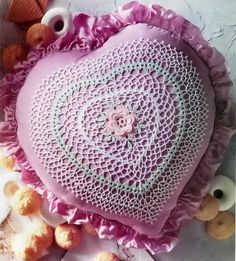 Crochet Patterns Of Beautiful Cushion Cover