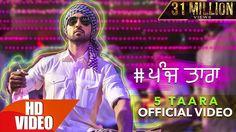 5 Taara (Full Song) - Diljit Dosanjh | Latest Punjabi Songs 2015 | Speed...
