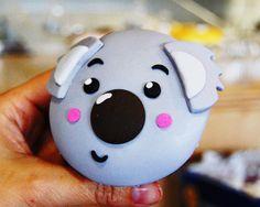 adorable Koala Cupcakes