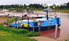 Judy at Port Wing
