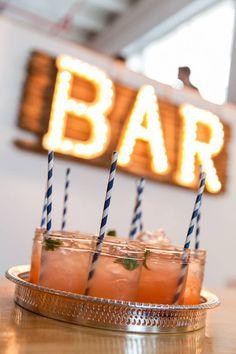 Bar, Detail, Wedding, Valentines Day Weddings, Weddings, Marriage, Chartreuse Wedding