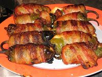 Cajun Grilled Chicken Jalapeno Poppers