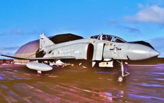 Whilst serving as an Airman I spent 4 months down the Falklands (March-July '84)  Phantom FGR2's 23Sqn - RAF Stanley 20.6.84 -