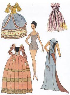 billeder påklædningsdukker - Google-søgning