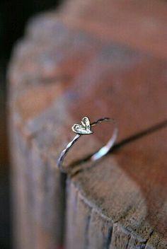 Anello cuore Cute Jewelry, Jewelry Rings, Jewelry Box, Silver Jewelry, Jewelry Accessories, Silver Rings, Jewlery, Jewelry Stores, Jewellery Shops