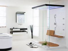 Modern Italian Bath