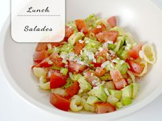 Lekkere lunch salades - My Simply Special