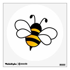 Bee Outline, Bee Template, Bee Silhouette, Bee Rocks, Cartoon Bee, Honey Bee Cartoon, Bee Painting, Rock Painting, Bumble Bee Tattoo
