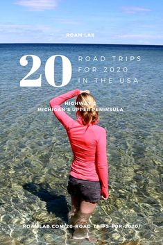 Celebrate 2020 with our 20 top road trips across America. See bison, hit a classic roadside diner, discover odd art sites, and drive on a beach. Badlands National Park, Grand Teton National Park, Rocky Mountain National Park, Yellowstone National Park, Mustang Island, Road Trip Across America, Mackinac Bridge, Surfside Beach, Fort Myers Beach