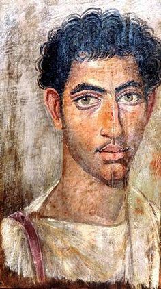 A Young Man, Hawara, AD 117-138 (Manchester Museum, 2263) 281