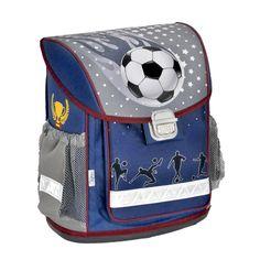 Kompaktná školská taška REYBAG Futbal