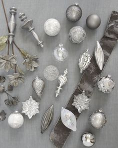 Crystal Palace Glass Ornament Set | Balsam Hill UK