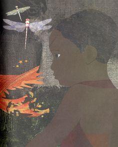 """""""Arroz, agua y maíz"""" - Berta Piñán /Elena Fernández http://www.pintar-pintar.com/libro/9788492964154/arroz-agua-y-maiz/"""