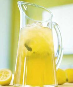 Lemon Iced Tea