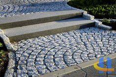 Garten Granit Randsteine, Rasen Randstein Granit, Bordsteine Granit