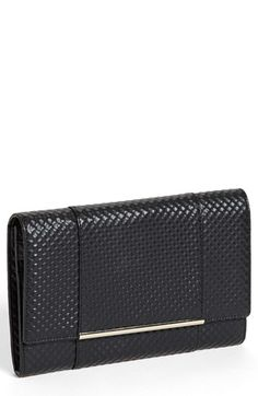 The perfect on the go clutch. #IvankaTrump #Nordstrom