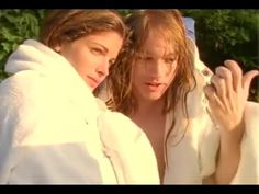 Axl Rose and Stephanie Seymour (compilation of footage) - YouTube