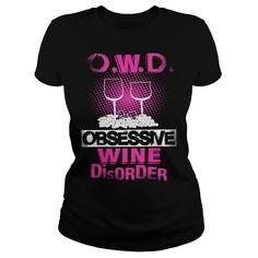 OWD  OBSESSIVE WINE DISORDER