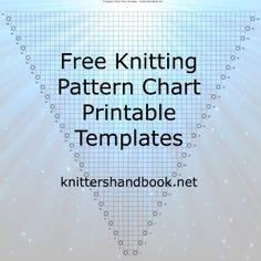 Free Knitting Pattern Chart Printable Templates