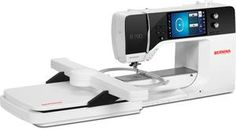 770 QE $6000 BERNINA Introduces Its Next Generation 7 Series Machines With a New BERNINA Hook System and User Interface