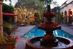 hacienda de los santos alamos sonora - Buscar con Google Fountain, Outdoor Decor, Google, Home Decor, Saints, Haciendas, Decoration Home, Room Decor, Water Fountains