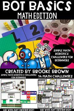 Simple Math Robotics