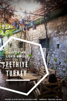 Things we love about Fethiye, Turkey via @slowtravelbook