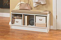 13 Interesting Closetmaid Storage Bench Photos Idea