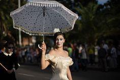Comparsa Inaugural * Foto: Sara Jurado * Décima Fiesta de las Artes Escénicas