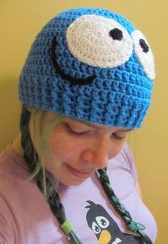 Bloo Hat Fosters Home for Imaginary Friends - I love it!!!!
