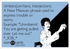 How to speak new mexican. If you're from nm you must read these! So true!!