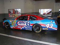 Richard Petty Race Cars   photo