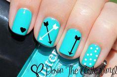 Arrow nails