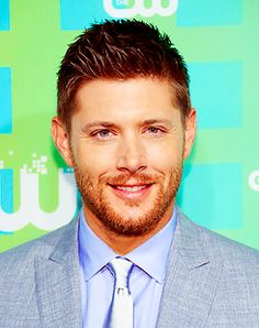 """Jensen Ackles just got a """"sexy at every age"""" nod from People's Sexiest Man Alive issue--finally, somebody wakes up and smells the coffee!"""