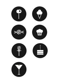 Desert Icons on Behance