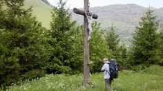 The 1,200-year-old European pilgrimage route known as the Way of St. James is undergoing a revival. Tens of thousands of people are walking across France to the Spanish coastal city of Santiago de Compostela, and the relics of St. James. Once a religious affair, it's now a cultural and social phenomenon as well.