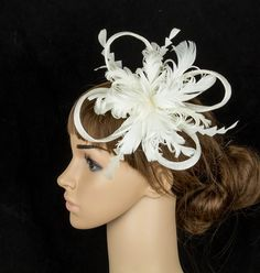 17 colors attractive sinamay material fascinator headwear  photographic studio hat party headpiece suit for all season MYQ080