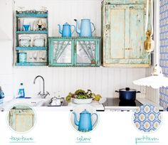 How To Add Character To A Kitchen – Bright.Bazaar