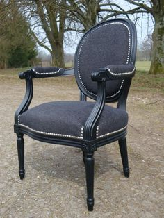 """Fauteuil Cabriolet """" Chivasso """" - Expolore the best and the special ideas about Armchairs"""