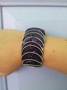 Nespresso capsules' bracelet = Bracciale con le capsule Nespresso ricreazione123.blogspot.it