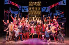 Olivier Award Winners 2016, Kinky Boots. Ensemble in kinky Boots - credit Helen Maybanks More info here:https://www.fromtheboxoffice.com/2Q67-kinky-boots/