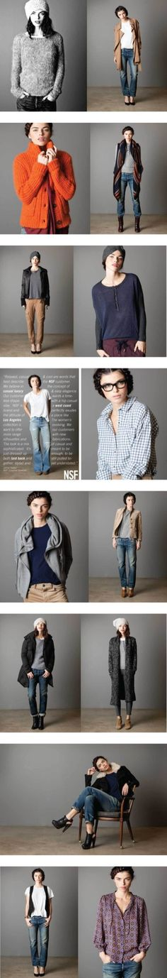 """""""NSF womens fall 2012 lookbook"""" by ispyamakeover on Polyvore"""