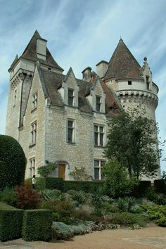 Chateau Milandes, Josephine Baker woonde hier mrt haar 12 geadopteerde kinderen, foto E.klever