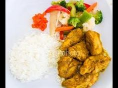 HOW - TO COOK REAL JAMAICAN CURRY CHICKEN AND WHITE RICE  Go to http://fingerlickingrestaurantrecipes.weebly.com/ to get the best secret recipes of the big known restaurants.   #chicken recipes