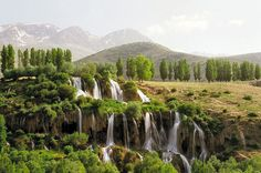 Girlevik Şelalesi, Erzincan The Beautiful Country, World's Most Beautiful, Beautiful Places, Bronze Age Civilization, Historical Monuments, Turkey Travel, Pamukkale, Istanbul Turkey, Dream Vacations