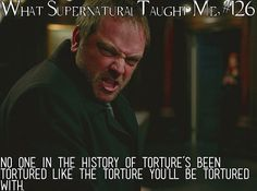 What Supernatural Taught Me