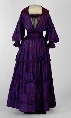 Dress  1916  Nasjonalmuseet for Kunst, Arkitektur og Design