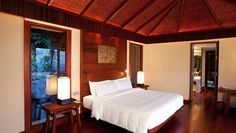 Phuket, Thailand Paresa Resort: The architecture was inspired by traditional Southern Thai homes.