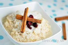 Všetky recepty Archives - Page 9 of 25 - FitRecepty Sin Gluten, Gluten Free, Healthy Fats, Healthy Eating, Healthy Recipes, Breakfast Porridge, Köstliche Desserts, Granola, Sugar Free