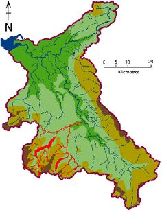 The Eden River Watershed
